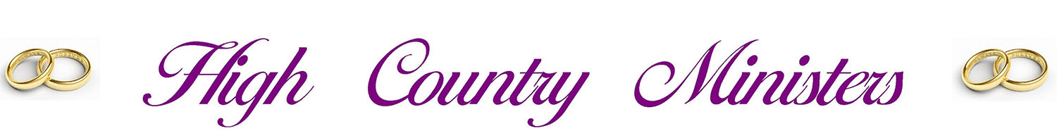 High Country Ministers Logo